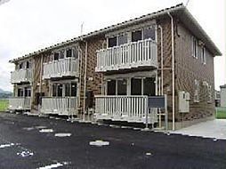 和歌山県和歌山市森小手穂の賃貸アパートの外観