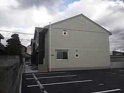 和歌山県和歌山市紀三井寺の賃貸アパートの外観