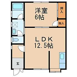 阪和線 六十谷駅 徒歩36分