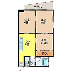 朝日小学校入口 4.6万円