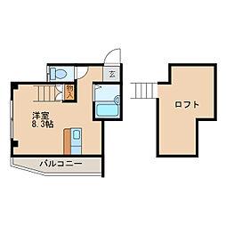 浦上車庫駅 3.7万円