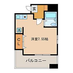 思案橋駅 4.9万円