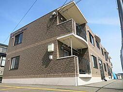 北海道函館市石川町の賃貸マンションの外観