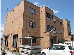 北海道亀田郡七飯町本町1丁目の賃貸マンションの外観