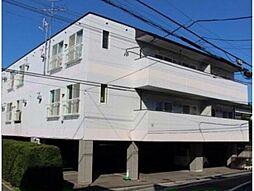 北海道函館市本町の賃貸アパートの外観