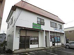 北海道函館市川原町の賃貸アパートの外観