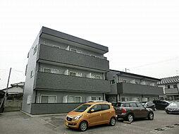 クレセントハイム[107号室]の外観
