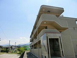 コーンハイツII[3階]の外観