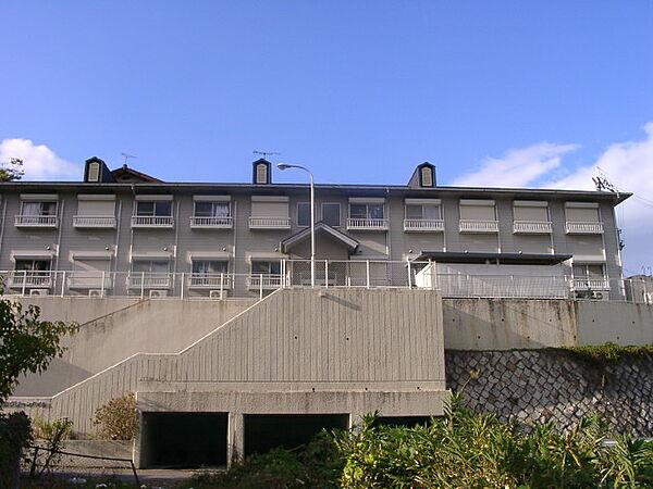 滋賀県大津市若葉台の賃貸アパート