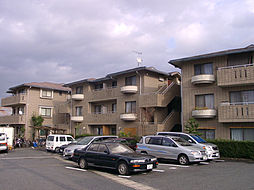 滋賀県大津市一里山2丁目の賃貸マンションの外観