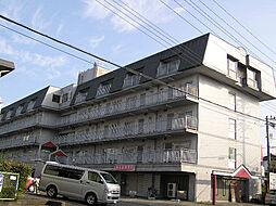 滋賀県大津市一里山3丁目の賃貸マンションの外観