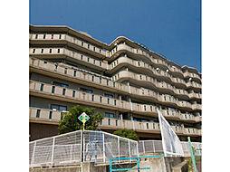 滋賀県大津市南志賀1丁目の賃貸マンションの外観