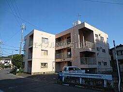 滋賀県大津市国分2丁目の賃貸マンションの外観