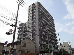 滋賀県大津市南郷5丁目の賃貸マンションの外観