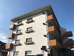 滋賀県大津市杉浦町の賃貸マンションの外観