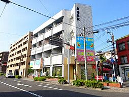 鮫島米穀ビル [3階]の外観