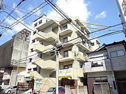 共研ハイツII[4階]の外観