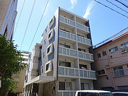 プランドールコート[1階]の外観