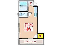 JBSビル[4階]の間取り