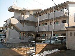 鹿児島県鹿児島市田上台3丁目の賃貸マンションの外観
