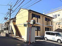 鹿児島県鹿児島市新栄町の賃貸アパートの外観