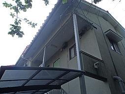 鹿児島県鹿児島市郡元2丁目の賃貸アパートの外観