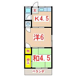 広木駅 2.7万円