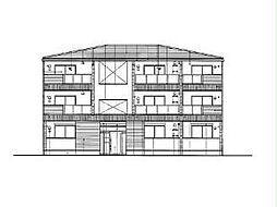 鹿児島市電1系統 荒田八幡駅 徒歩5分の賃貸アパート