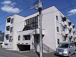 JNO31[2階]の外観