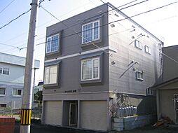 シャトリエ元町[2階]の外観