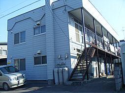 豊田第4マンション[1階]の外観
