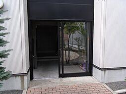 元町グランビレッジD棟[1階]の外観