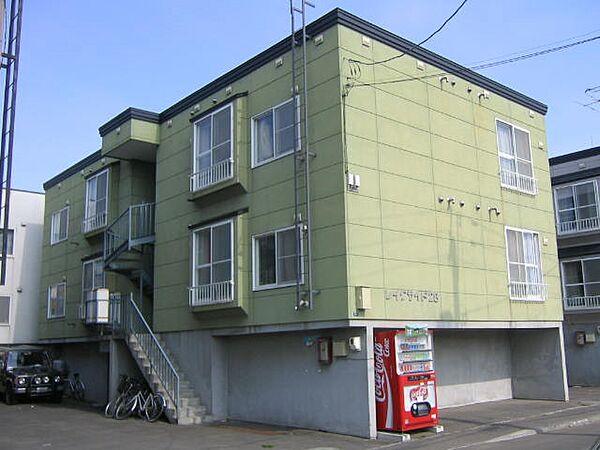 レイクサイド28[2階]の外観
