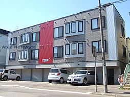 札幌市営東豊線 元町駅 徒歩8分の賃貸アパート