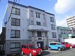 グランメール元町[3階]の外観