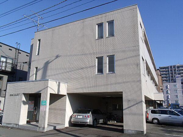 北海道札幌市東区北二十二条東15丁目の賃貸マンション
