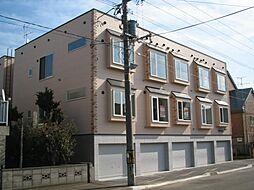 ル・ヴァンベール[2階]の外観