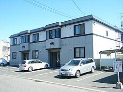 フィールドハウスC[2階]の外観