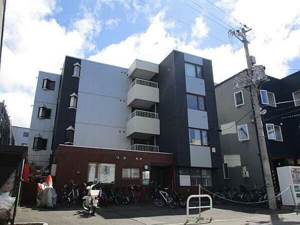 グラムール南平岸 2階の賃貸【北海道 / 札幌市豊平区】