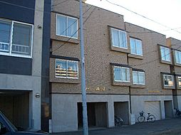 アイビーパレス13 A棟[2階]の外観