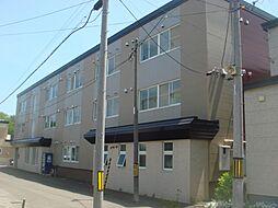 Vハウス[1階]の外観