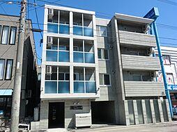 グランカルムN20[1階]の外観