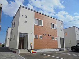 [テラスハウス] 北海道札幌市東区東雁来十一条4丁目 の賃貸【/】の外観