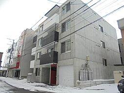 プレミアシティ元町II[4階]の外観