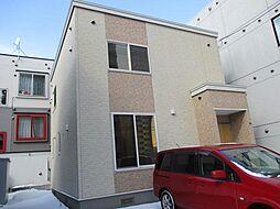 [一戸建] 北海道札幌市東区北十条東3丁目 の賃貸【/】の外観