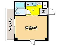 名鉄岐阜駅 2.5万円