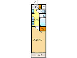 Co Lion 03[4階]の間取り