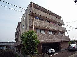 アクアフォレスト[4階]の外観