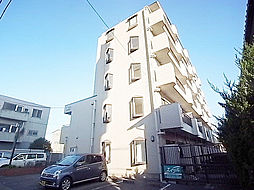 サンライン岐阜コーポ[4階]の外観