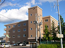 北海道北見市北進町1丁目の賃貸アパートの外観